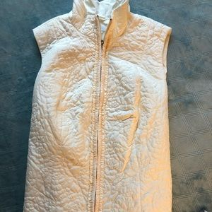 Women's Charter Club Quilted Vest
